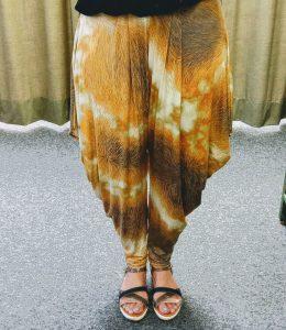 Sobidah Origami Harem Pants