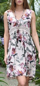 Zen Garden Cobblestone Dress