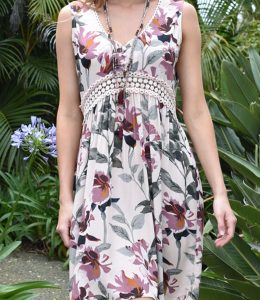 Zen Garden Cobblestone Dress
