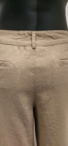 SILENCE AND NOISE COTTON PANTS