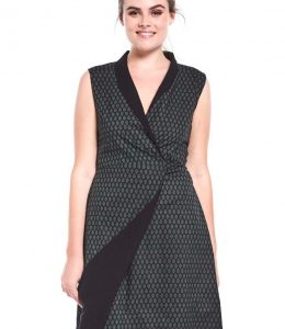 MAHASHE WRAP REVERSIBLE DRESS