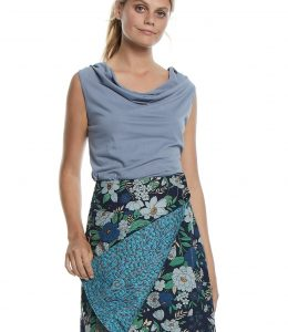 MAHASHE REVERSIBLE SKIRT