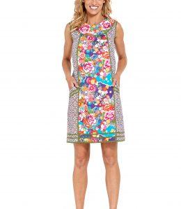RASALEELA C452 INDIRA DRESS