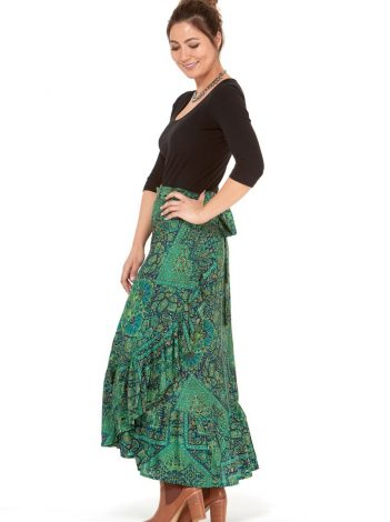 rasa ola skirt side