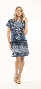 Orientique Andros Reversible Dress