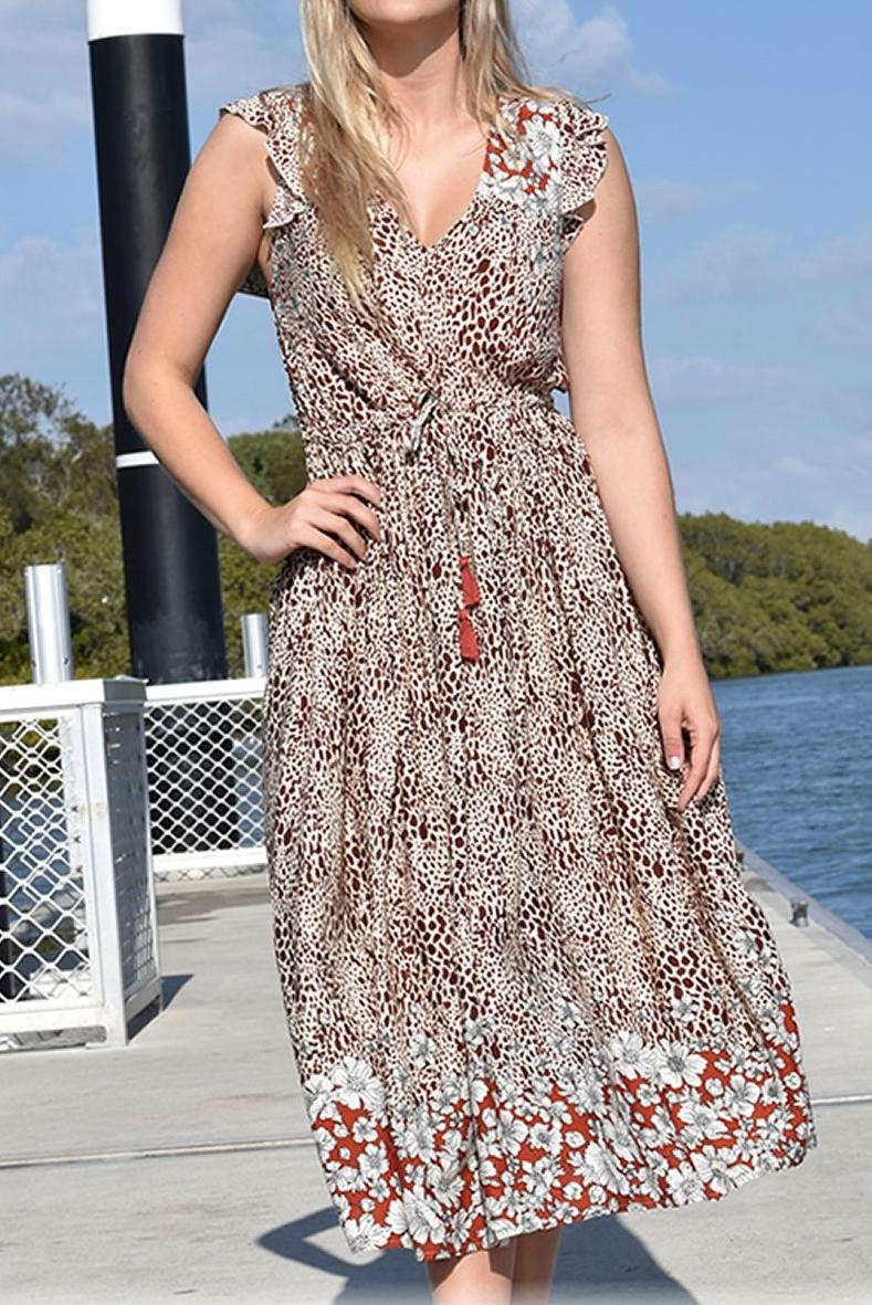 bangalow dress