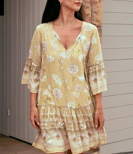 Dreamcatcher Tunic Demi dress