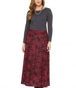 Rasaleela Wrap around skirt