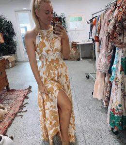 JAASE ENDLESS SUMMER JEMIMA MAXI DRESS