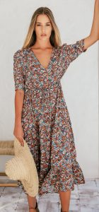 ZEN GARDEN MINDY DRESS