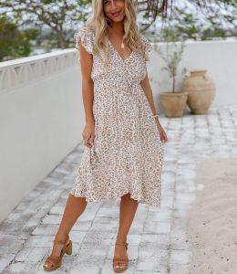 Chloe dress by Zen Garden