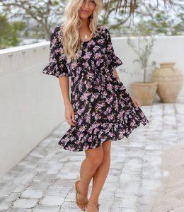 Distant Shores Dress by Zen Garden